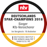 HUK24: Deutschlands Spar-Champion 2018